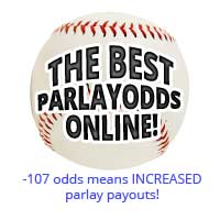 Best Parlay Odds Online