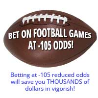 Reduced Juice Sports Betting