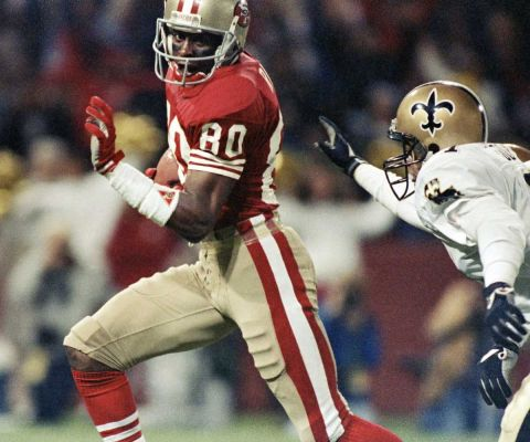 Picture of Jerry Rice