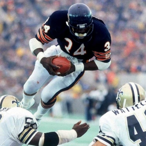 Picture of Walter Payton